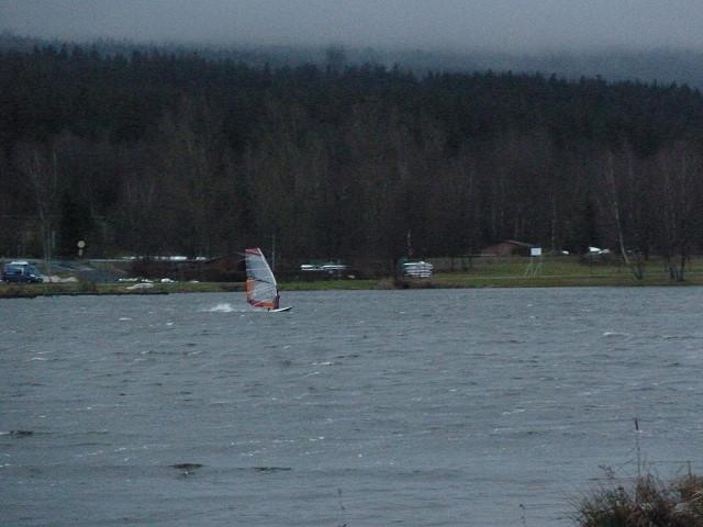 Windsurfer am 26.12.2012