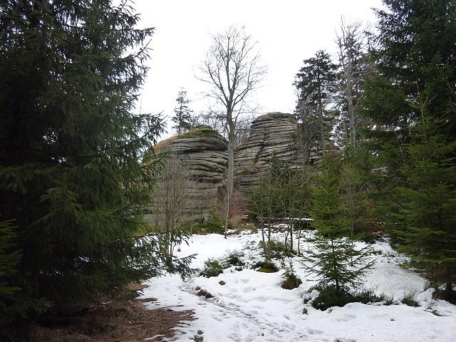 Aussichtsfelsen Rudolfstein